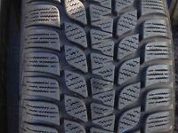 Used tyres 195/65/15 x 2 tyres 7.5 mm /open 7 days a week unit 90 fleet road ig117bg barking