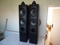 Wharfedale Modus One-Six Floor Standing Speakers - Stunning Sound - Very Loud