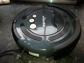 Vileda self hovering hover like i robot in good used condition!working order!Can deliver or post!