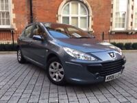 Peugeot 307 1.6 ****AUTOMATIC*** 2006 **2 OWNERS*** FULL SERVICE HISTORY