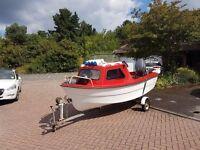 fishing boat 14f
