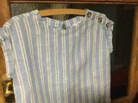 Next cotton blouse