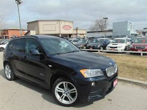 2014 BMW X3 NAVI-M SPORT PKG-NO ACCIDENT