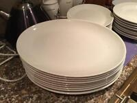 Catering Plates, Bowls etc