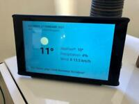 Amazon Fire HD 8 tablet with show mode charging dock