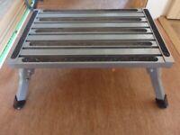 Motorhome/Caravan Metal Step stool