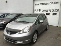 2009 Honda Fit LX-5vits-mags-tout-equipe-doccasion