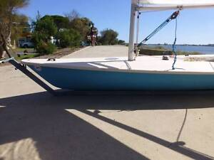 Laser Sailing Dinghy Croydon North Maroondah Area Preview