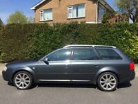audi s6 rs6 body 4.2 automatic/paddle shift full service history low miles 440 bhp