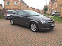 VAUXHALL ASTRA 1.6 DESIGN, LEATHER INTERIOR, VAUXHALL SERVICE HISTORY, LADY KEEPER, BLACK GLOSS TRIM