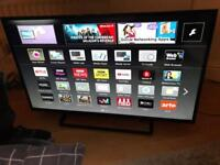 Panasonic smart 3d superslim led tv