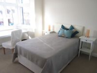 Fully furnished spacious double bedroom