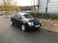 Volkswagen Polo 1.4 Petrol Fully Black Tinted Windows and Mobile Phone Connectivity