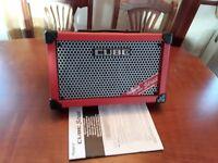Roland street cube amplifier/mixer amp