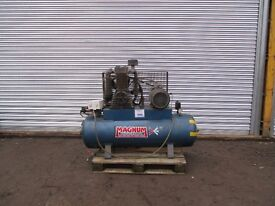 compressor three phase £500 + Vat