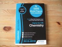 Higher Chemistry CfE Past Papers 2015-2016 Edition