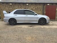 **MITSUBISHI EVO 8 FQ300** HPI CLEAR NOT DAMAGED spares or repairs