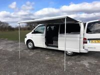 VW Campervan - great compact van well equipped for adventure holidays. Must be seen!