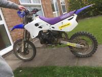 Yamaha yz80/85 not rm cr kx ktm crf rmz dt kmx pit bike quad