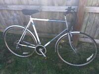 Men's Raleigh Bike for sale - bit of a project