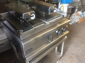 Clam, Clamp,Contact Grill Lincat OPUS 7210 Excellent Condition With Stand 3 Phase Was £6500 New