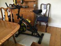 Nero Sports Upright Exercise Bike