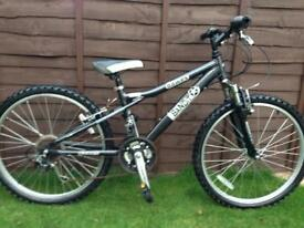Dawes exodus mountain bike, very good condition