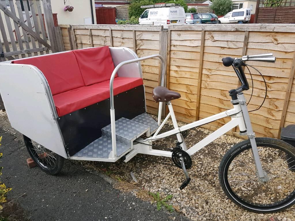 Push bike trikein Bampton, OxfordshireGumtree - Three wheeled trike very good condition new derailey and cable