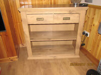 Console /sideboard 2 drawer unit