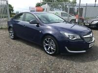 2014 Vauxhall Insignia 2.0 CDTI Diesel Design **Finance and Warranty** (passat,octavia,a4)