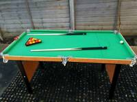 REDUCE! KIDS pool table