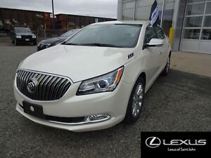 2014 Buick LaCrosse Leather, HUD, LOW KMS!!