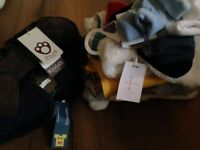 all new with tag for baby boy 0-6 months (17 items)