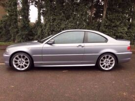 2005 BMW 3 Series Coup Manual 2.0 With 12 Month MOT PX Welcome