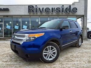 2013 Ford Explorer XLT SUV w/Leather Interior!
