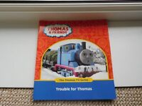 another job lot of thomas the tank engine books