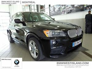 2013 BMW X3 xDrive35i PREMIUM, EXECUTIVE, M SPORT, TECH  PKG