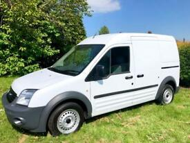 """2013"" Ford Transit Connect 1.8 TDCI 90 T230 H/R/ LWB Like New Condition / Work Shop Van / FFSH"