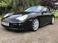 Porsche 911 Carrera 2 3.6 51k miles manual