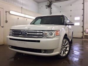 2012 Ford Flex LMTD-SYNC, NAV, SUNROOF, SYNC, KYLS ENTRY