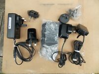 Various mobile chargers SAMSUNG