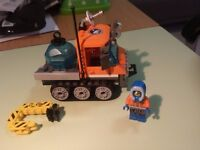 2 Lego sets: Arctic Ice Truck and Bionicle