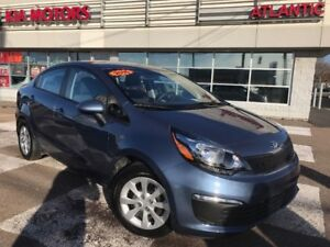 2016 Kia Rio LX+, LOW KMS, ONLY $48 WEEKLY*