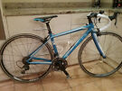 WOMANS CUBE AXIAL PRO ROAD BIKE