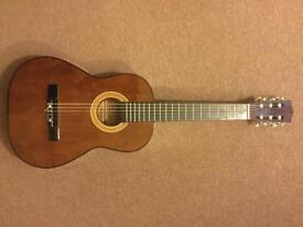 Classical Guitar 3/4 Size with FREE 30 Min Lesson and Soft Case