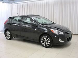 2017 Hyundai Accent DEAL! DEAL! DEAL! 5DR HATCH w/ HEATED SEATS,
