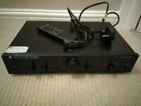 Cambridge Audio A500 remote integrated amplifier