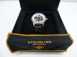 Stuhrling Special Reserve 835 Automatic Watch - We Buy and Sell Time Pieces at Cash Pawn - 117909 - AL416405