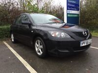 MAZDA 3 1.6D 2007, CLEAN, DRIVES GREAT, TIMING BELT KIT DONE AT 102673, GOOD CONDITION, 550£