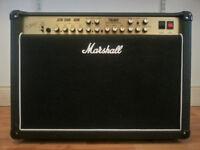 Marshall TSL 602 60W 2x12 Valve Combo inc. Foot Controller / Soft Cover